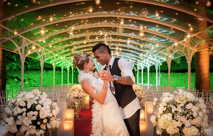 . (77) Casamento Alex Teixeira e Thais