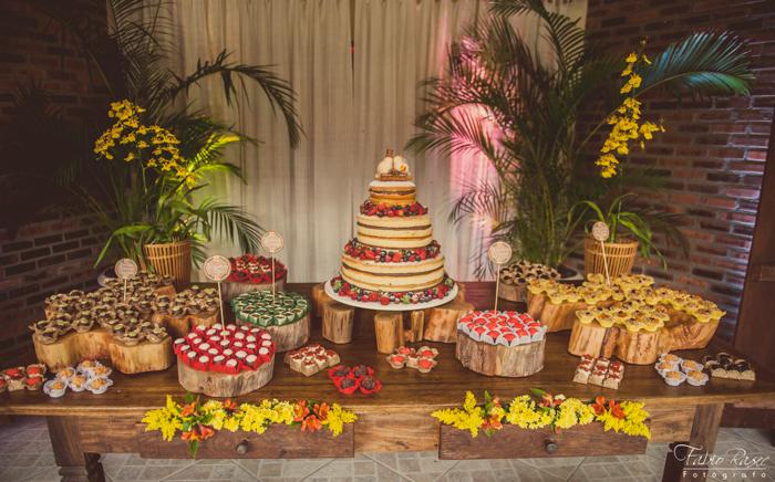 _ (24) Naked Cake, Naked Cake Casamento, Bolo Naked Cake, Bolo de Casamento Naked Cake, Naked Cake Dona Trufa, Bolo de Casamento Perfeito, Lindo Bolo de Casamento