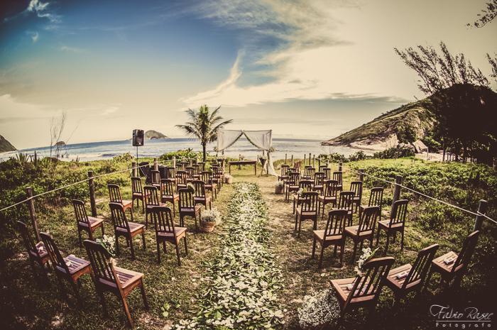 . (1) Casamento na Praia, Casamento de Dia, Casamento de Dia na Praia, Grumari Beach Garden