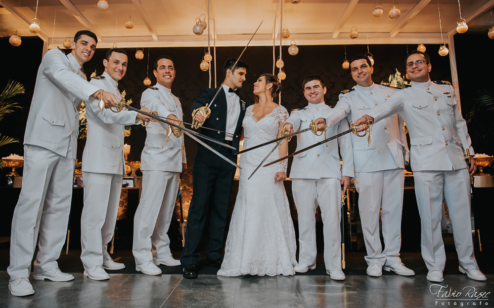 17 Casamento Militar, Fotografia de Casamento Militar