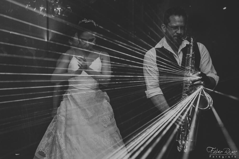 Fotografo de Casamento RJ-113, Saxofone em Casamento