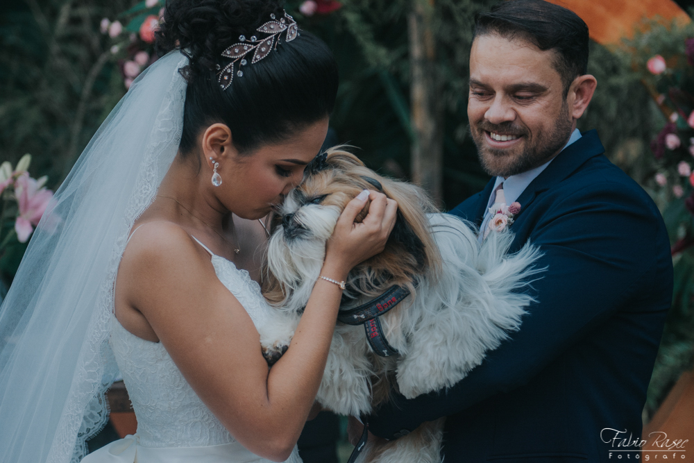 Fotografo de Casamento RJ-76, Cachorro em Casamento, Cão em Casamento