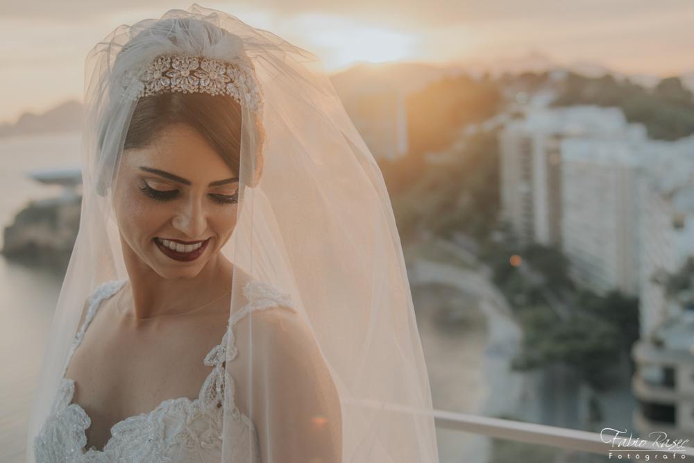(21) Noiva e Pôr do Sol