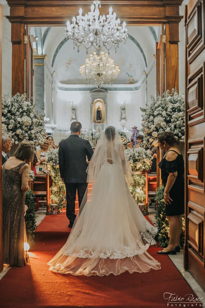 (28) Entrada de Noiva, Noiva Entrando