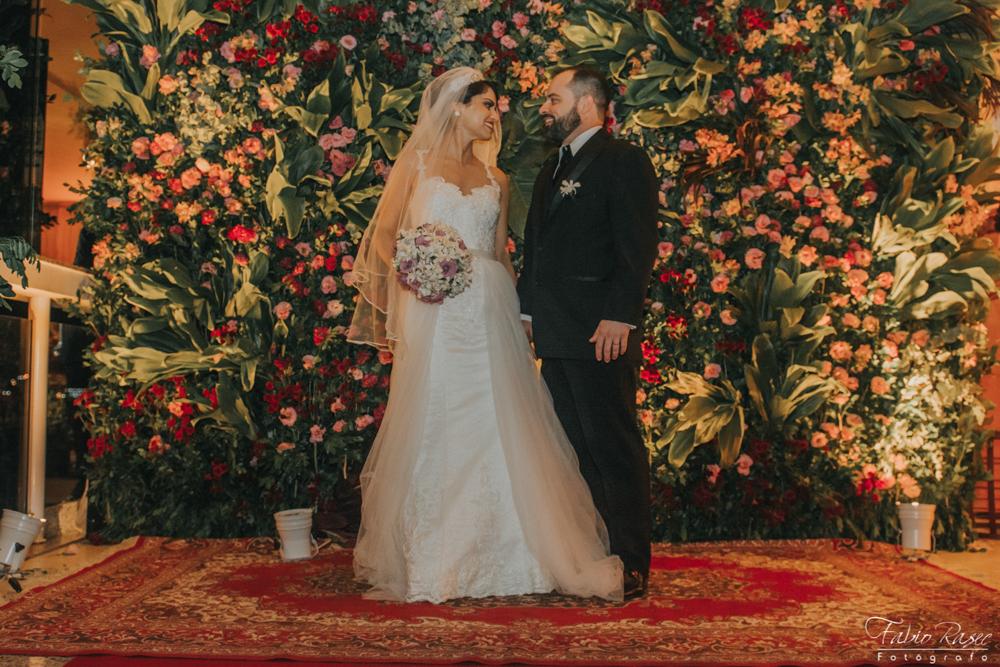 (48) Fundo de Flores Casamento
