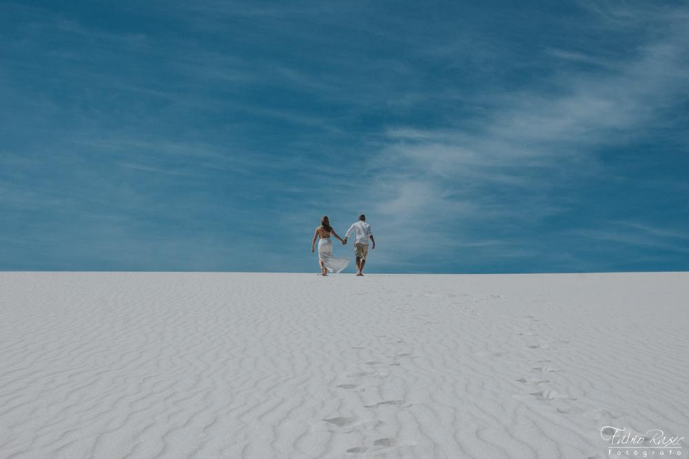 pre wedding nas dunas de cabo frio